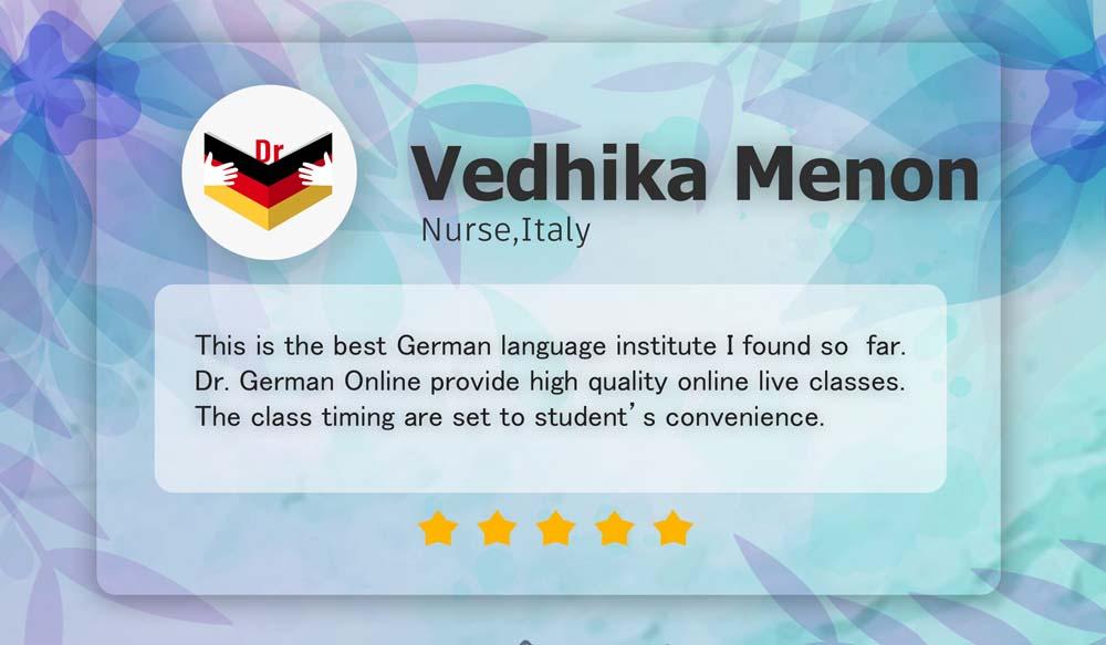 german online course in kerala